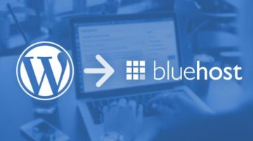 Wordpress Installation on Bluehost